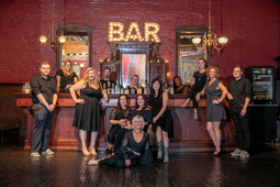 Bar Staff at Savannah Station